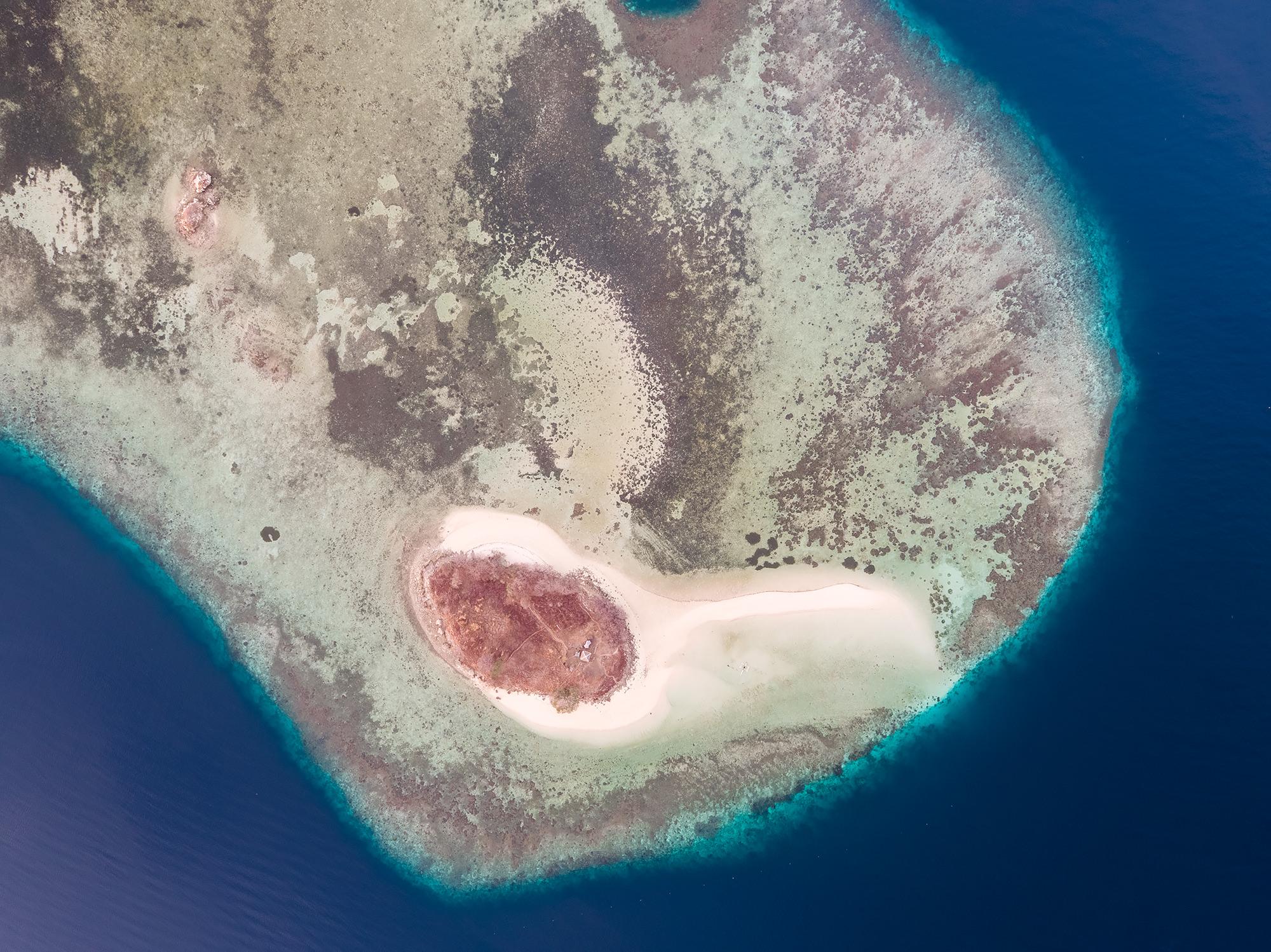 The Tiny Island